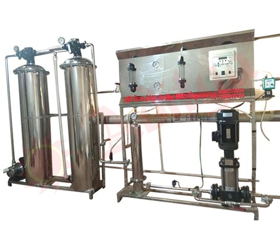 Drinking Water Plant Manufacturer and Supplier in Gujarat, India