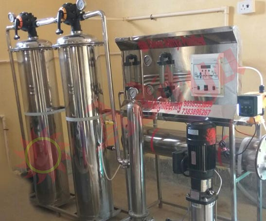Mineral Water Non-ISI Project Exporter