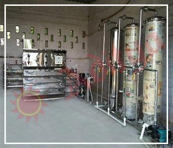 Commercial Reverse Osmosis Plant Manufacturer and Supplier in Andhra-Pradesh, Uttar-Pradesh, Maharashtra, Tamilnadu, Kerala