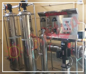 Mineral Water Non ISI Project Manufacturer and Supplier in India