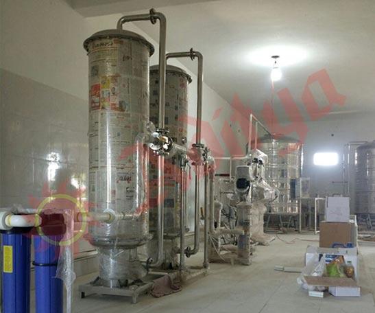 industrial ro plant manufacturer in vadodara