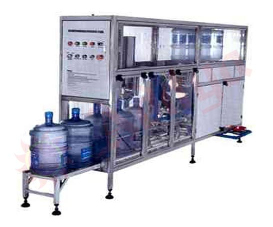 Jar filling machine exporter