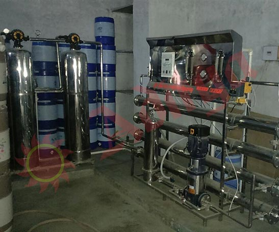 Reverse Osmosis system manufacturer