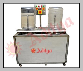 Jar Washing Machine Manufacturer and Supplier in Andhra-Pradesh, Tamilnadu, Maharashtra, Rajasthan, Kerala