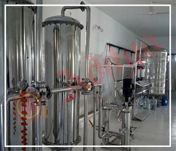 Mineral Water ISI Project Manufacturer and Supplier in Ahmedabad, Vadodara, Surat, Bhavnagar, Anand