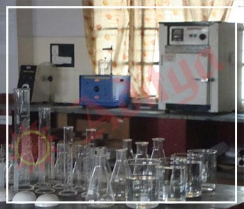 Quality Control Laboratory in India